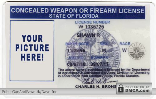 should a concealed weapons license be There are plenty of reasons not to carry a concealed firearm here are 10 reasons why you should.