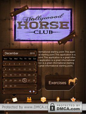 Hollywood Horse Club