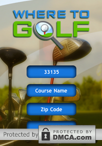 Where To Golf