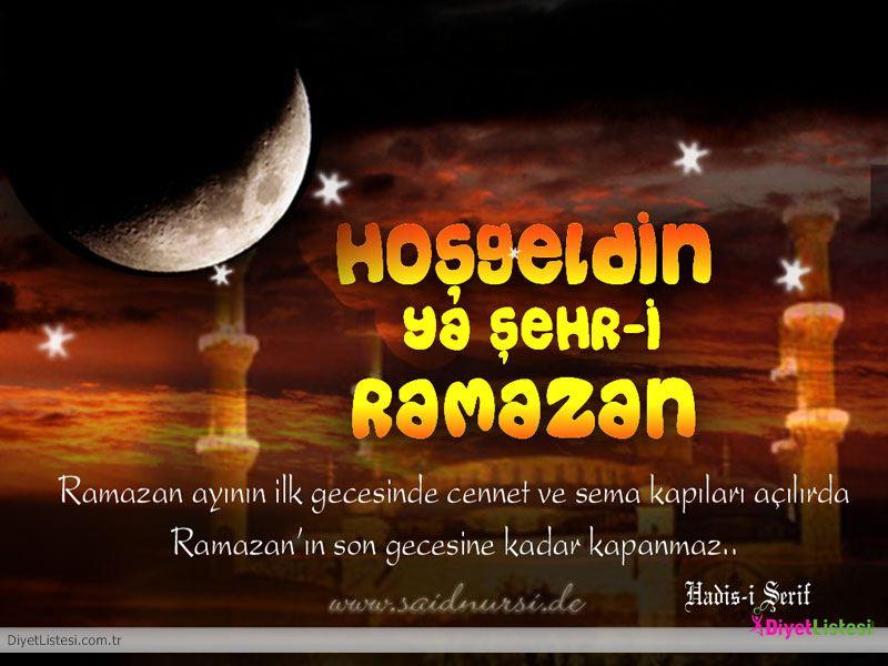 Ramazan Özel Sayfası