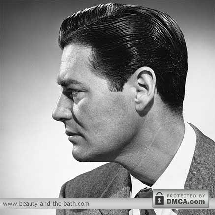 1950 s male hair style