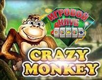 Слоты Обезьянки без регистрации (Crazy monkey, Крейзи Манки)