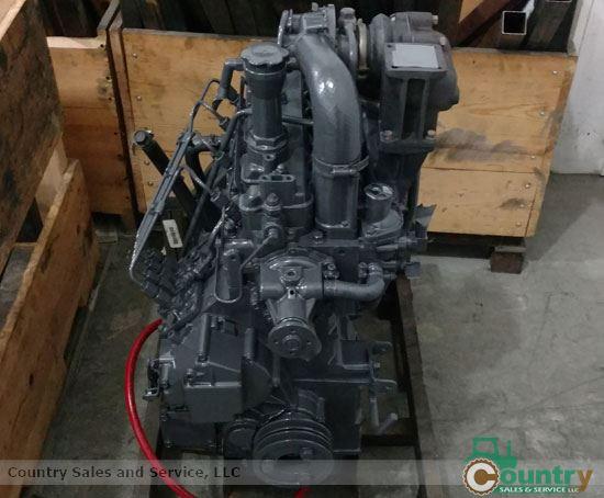 IHI Shibaura N844T Engine Rebuild Service