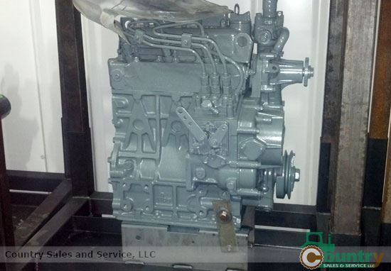 Kubota D1005ER-AG Rebuilt Engine: Kubota B21 Compact Tractor