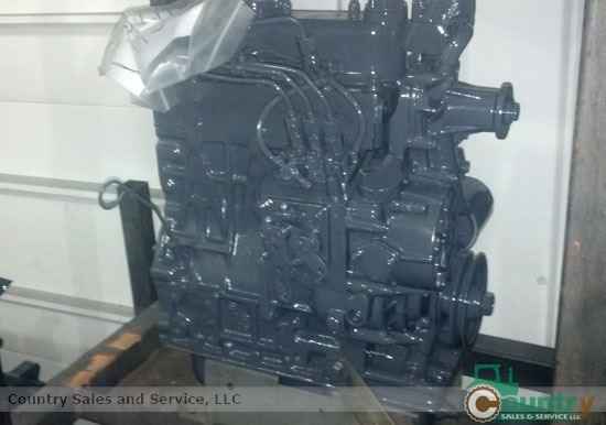 Kubota D1305ER-AG Rebuilt Engine: KubotaZD331 Zero Turn Mower