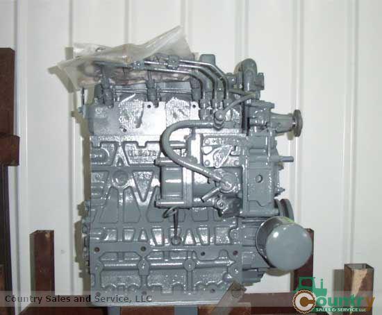 Kubota D1803ER-AG Rebuilt Engine: Kubota L33, L3830, L39