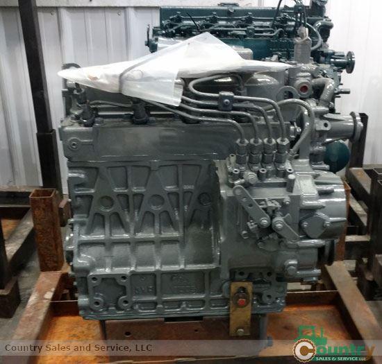 Kubota V1505ER-AG Rebuilt Engine: Kubota B2910, B3030, B3300 Tractor
