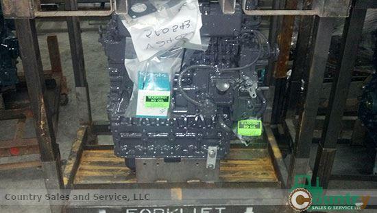 Kubota V2403TDIR-BC Rebuilt Engine: Bobcat T180, T190, S175, S185