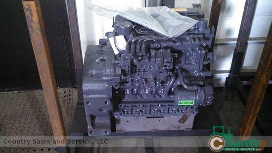 Bobcat Kubota Engine V3307TDIR-BC Rebuilt