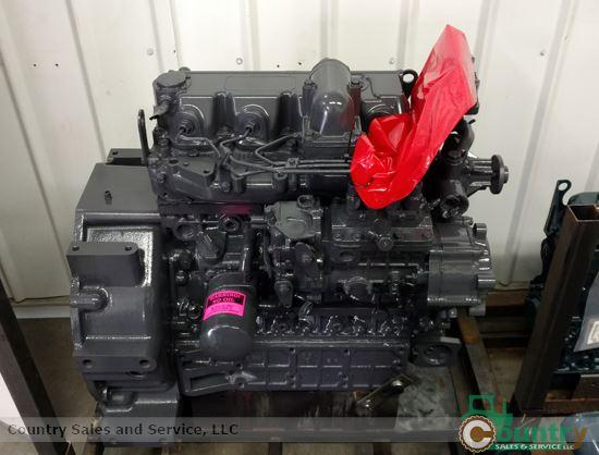 Kubota F2803ER-AG Rebuilt Engine: Kubota M5700 Tractor