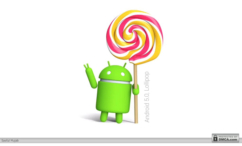 Update Android 5.0 Lollipop picture
