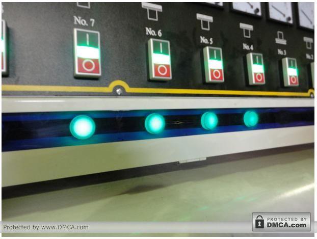 Визуальный контроль. Станок для обработки кромки стекла Enkong ZM9.