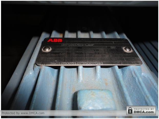 Двигатель ABB. Станок для обработки фацета Enkong XM251