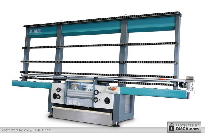 Станок для обработки кромки стекла - SULAK BTS 02 Beta