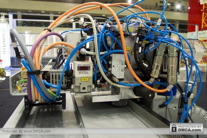 Автоматический стол раскроя Bottero 352 EVO.