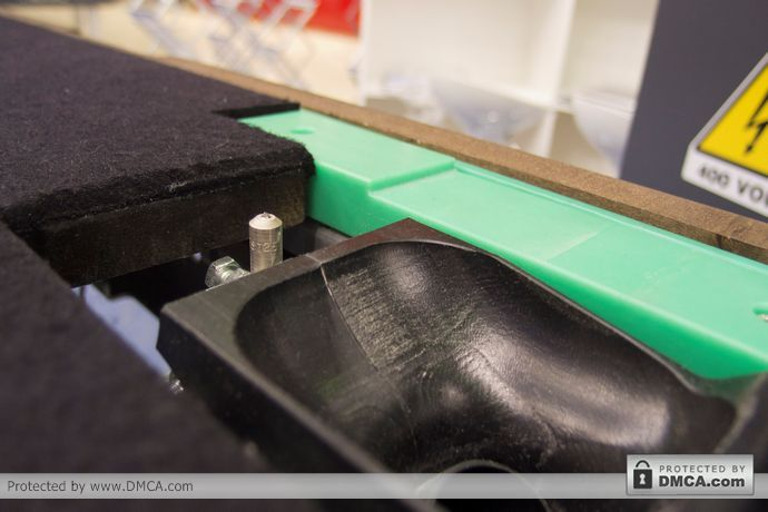 Автоматический стол раскроя Bottero 352 EVO. Калибровка LMT.