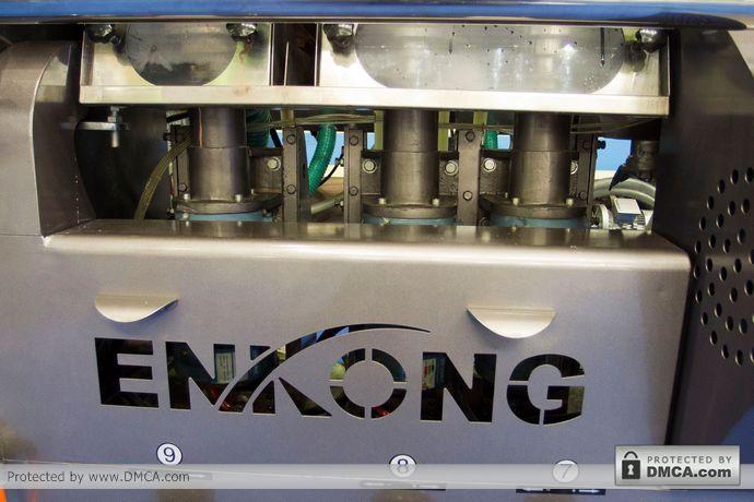 Станок для обработки кромки стекла — Enkong ZM9B
