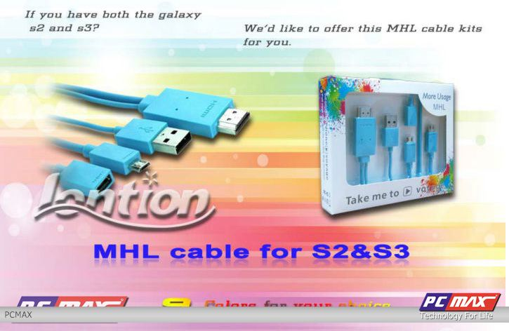 Bán Cáp MHL Micro USB sang HDMI đa năng cho điện thoại Samsung,LG,Sky,Sony,HTC... chất lượng