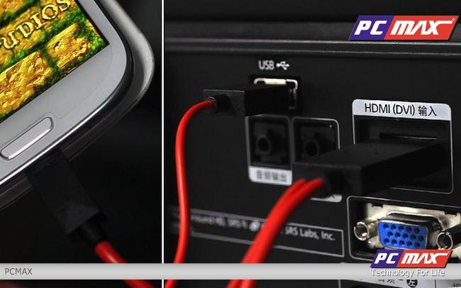 Dây Cáp Micro USB to HDMI 2m (MHL) chất lượng giá rẻ nhất thị trường