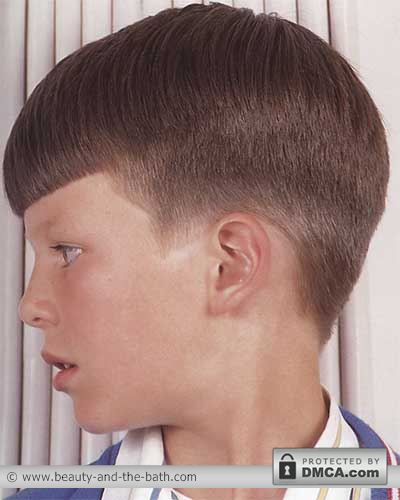 Boys Haircuts Short Back And Sides Back View Boys Short Side