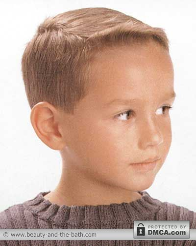 Boys Haircuts Short Back And Sides Side View Boys Short Style