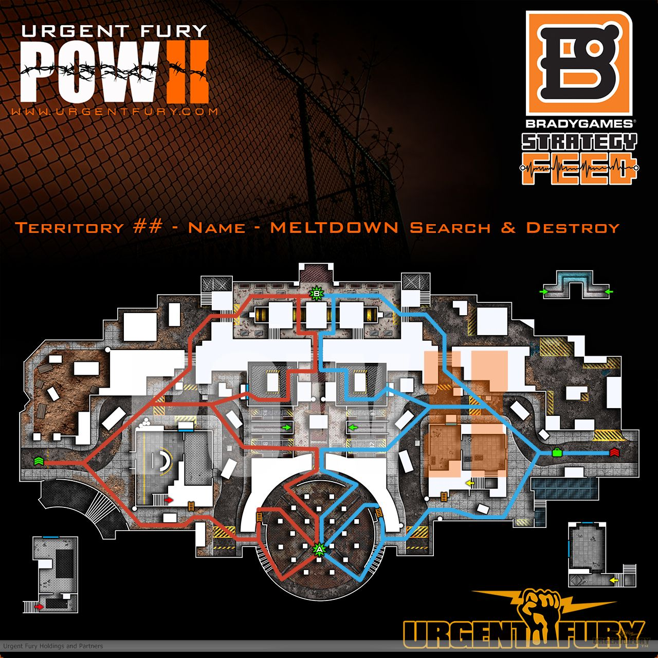 POW II Intel by BradyGames