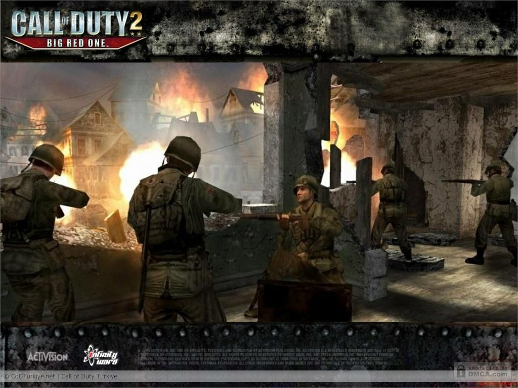 Call Of Duty Big Red One In Special Frame further  on xbox 720 g4tv