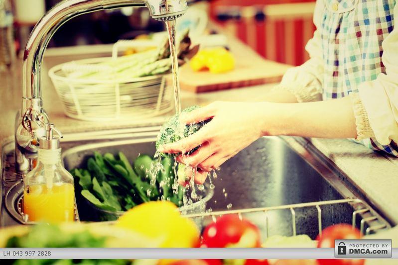 Bí quyết giúp chậu rửa bát Gorlde luôn sạch sẽ