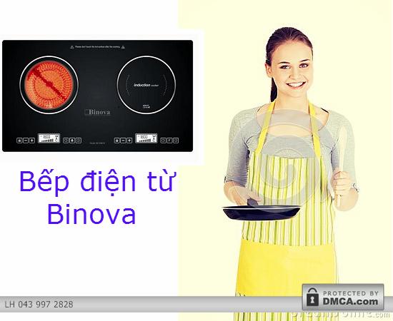Bí quyết sử dụng bếp điện từ Binova an toàn và tiết kiệm điện năng