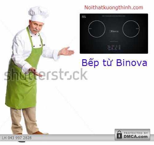 Giới thiệu những tính năng ấn tượng của bếp từ Binova