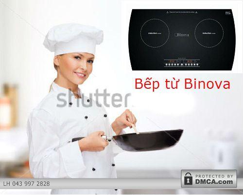 Lý do bếp từ Binova thu hút sự quan tâm của người tiêu dùng