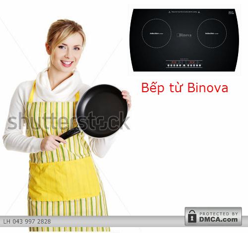 Có nên chọn mua bếp từ Binova?