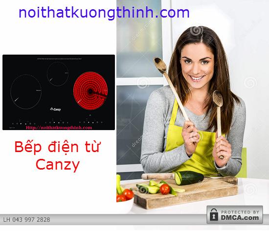 Hướng dẫn cách chọn mua bếp điện từ Canzy