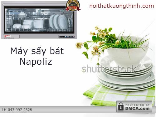 Máy sấy bát Napoliz NA 820D: Luôn đồng hành cùng người nội trợ