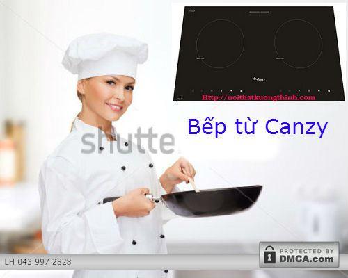 Vì sao nên mua bếp từ Canzy?