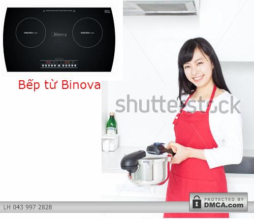 Những tiện ích không ngờ của sản phẩm bếp từ Binova