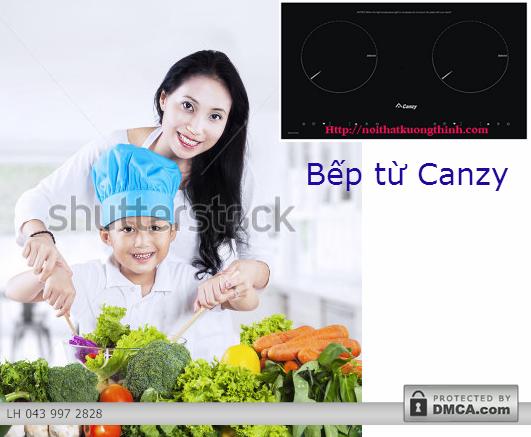 Hướng dẫn sử dụng bếp từ Canzy an toàn và hiệu quả