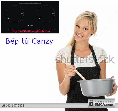 Một số tính năng cao cấp không thể thiếu trên bếp từ Canzy