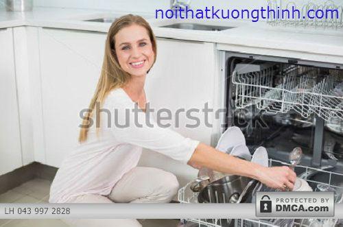 Trải nghiệm nhiều tiện ích độc đáo của máy rửa bát Giovani